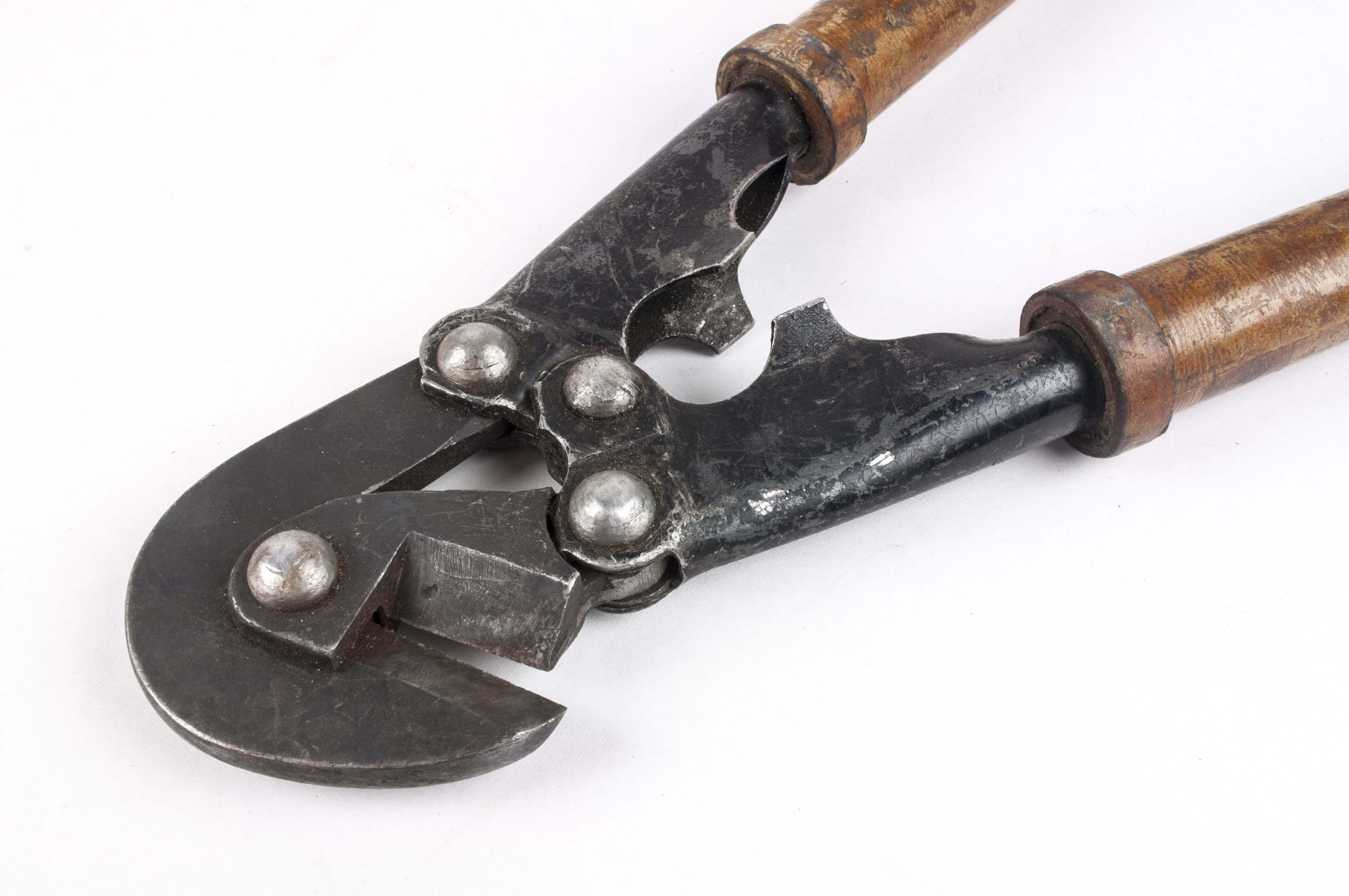 Short handled wire cutters with pouch – Stecker, Freiberg 1939 – fjm44