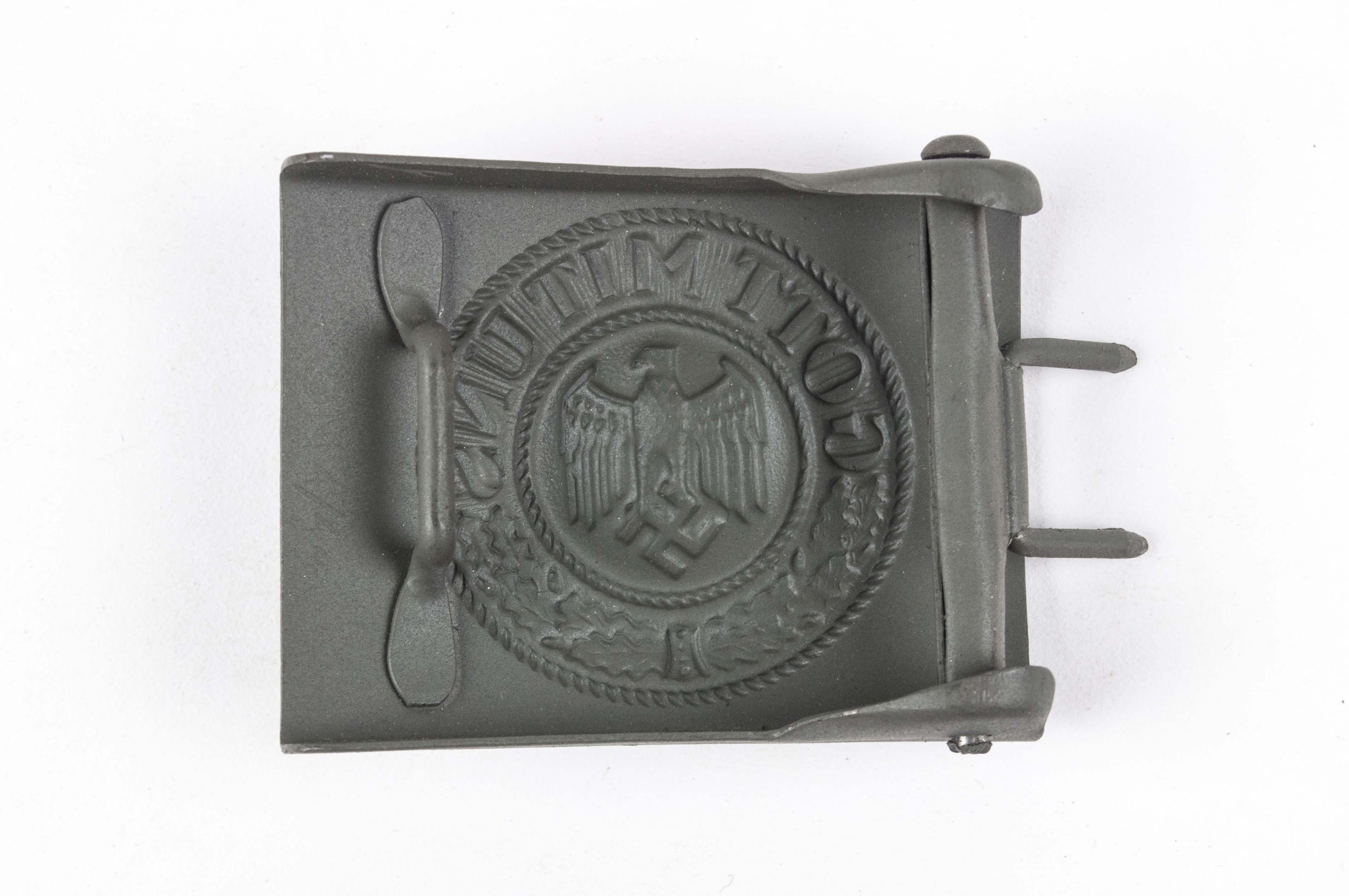 Release Metal Strap Buckle Taktische Gürtelschnalle Militär Sport Riemen Bastel