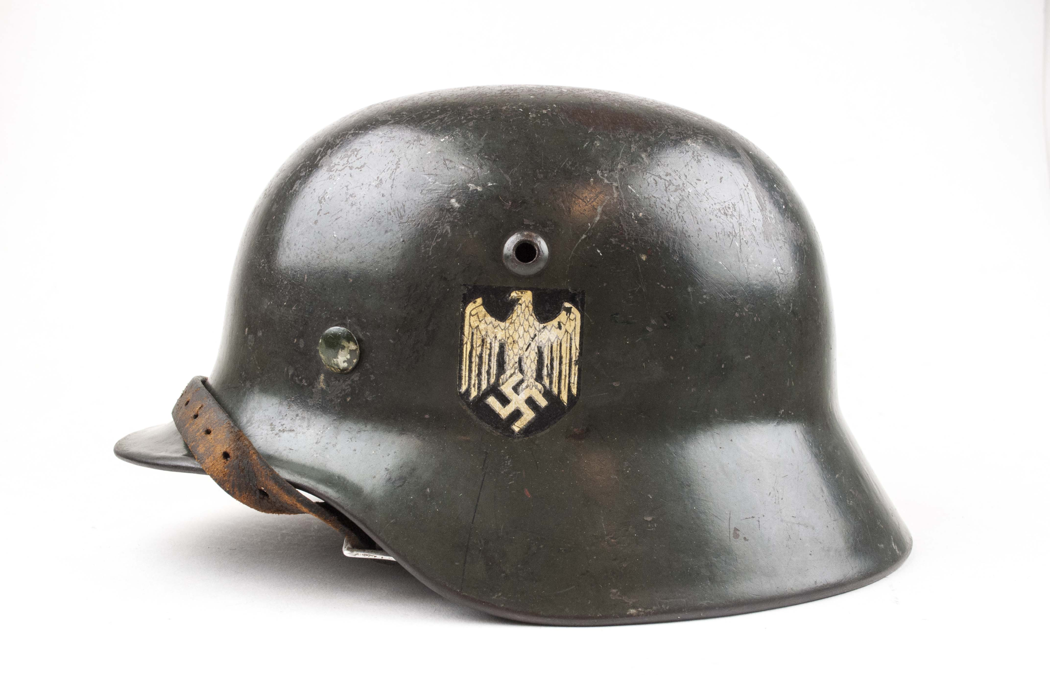 World War 2 German Helmet Insignia