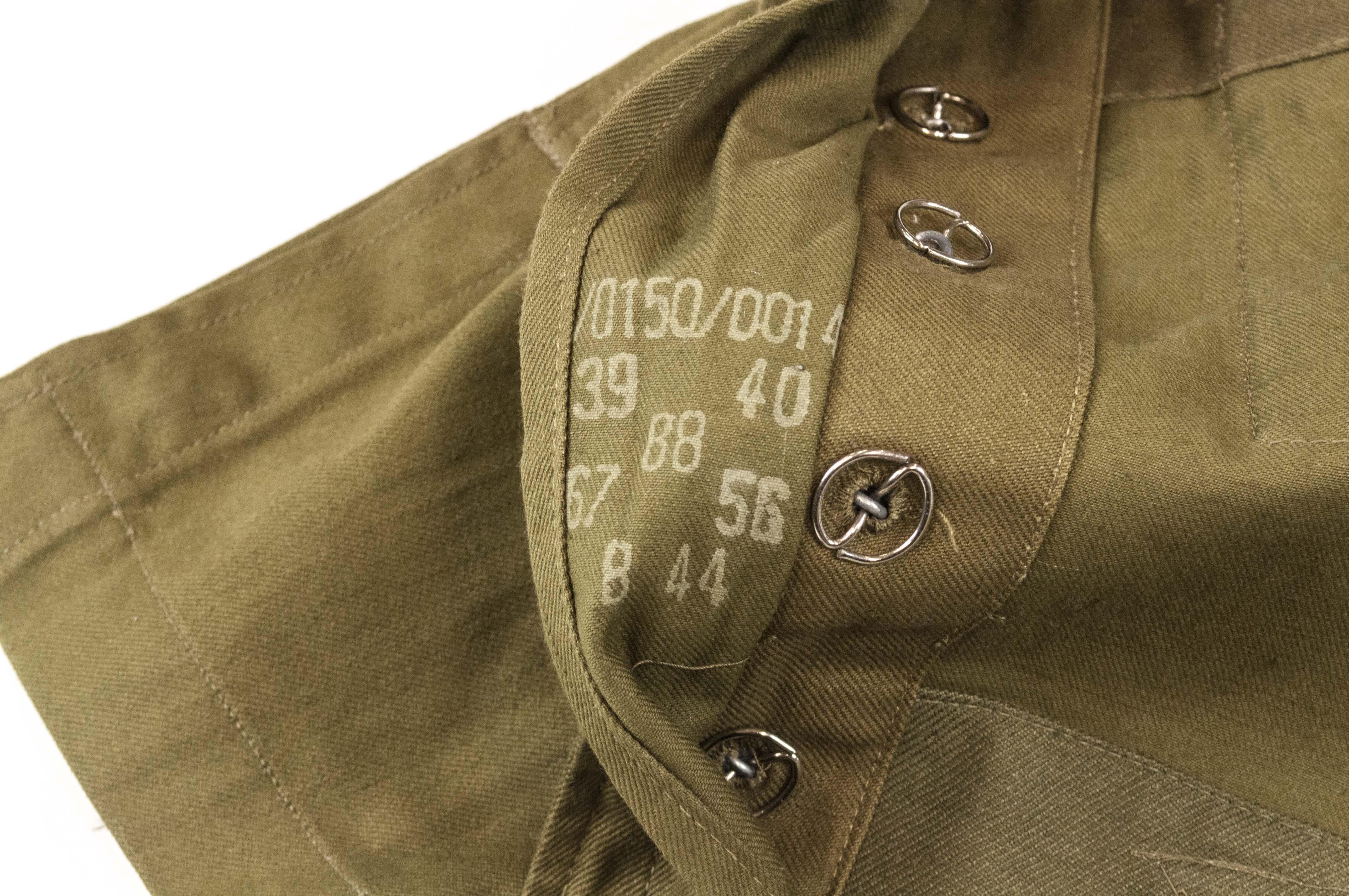 4f67393acf529 Unissued tropical M43 tunic – fjm44