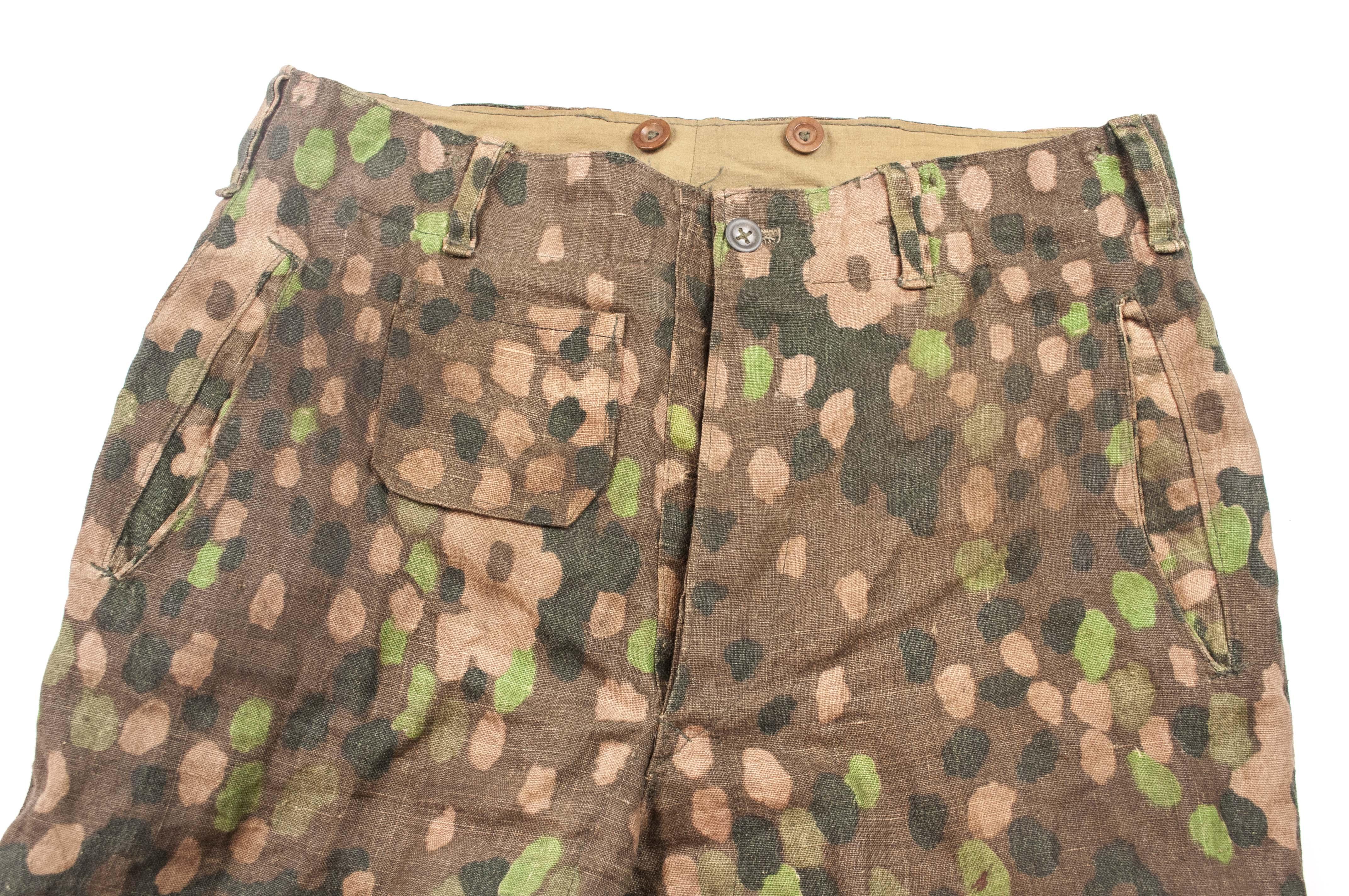 M44 trousers – Waffen-SS – Dot 44 – fjm44