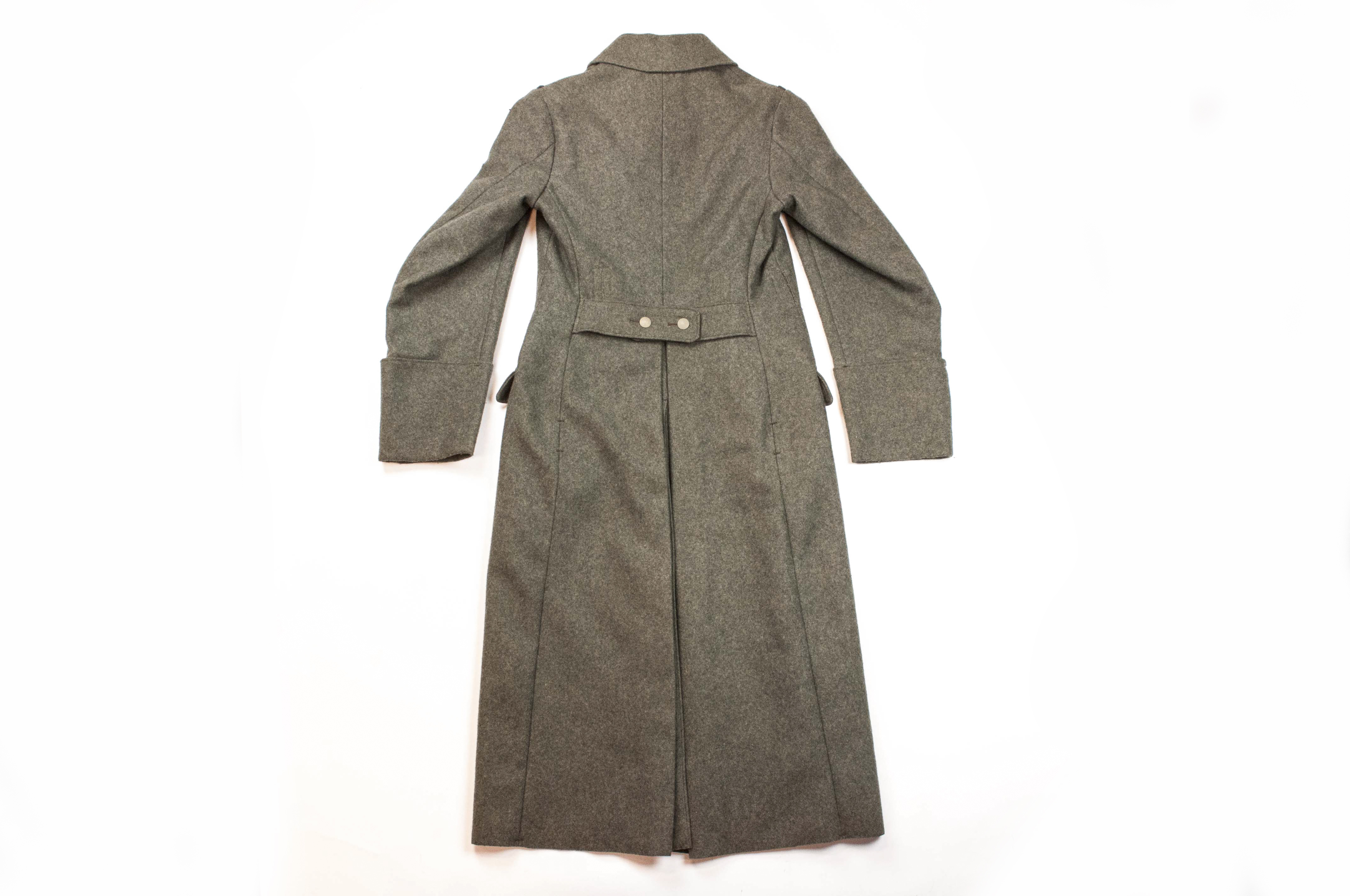 the gallery for gt waffen ss trench coat
