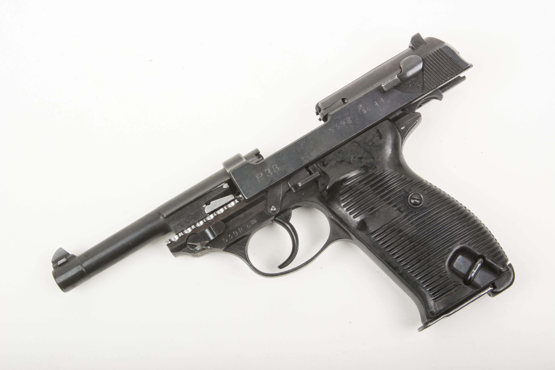 Matching Walther made P38 AC44 – EU Deactivated!
